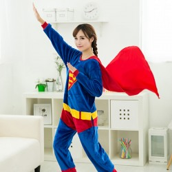 Pyjama adulte superman