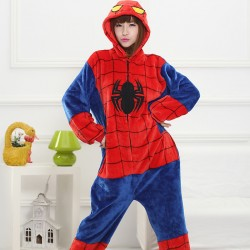 Pyjama adulte spiderman