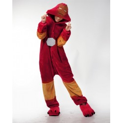 Pyjama adulte iron man